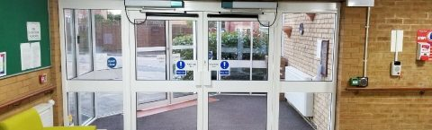 Automatic Door Repair