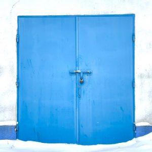 Blue Steel Business Door Repair