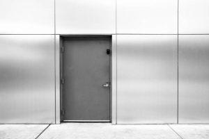 Aluminium Business Door Repair