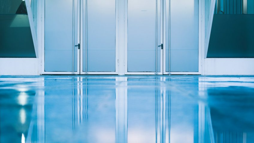 Improve business security by installing steel doors in your premise.