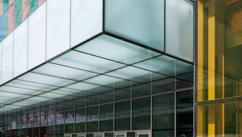 Stylish security doors for commercial buildings provide security and safety while also elevating the aesthetics of the premise