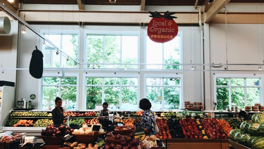 improve grocery store